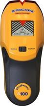 Zircon Stud Finder DIY/Pro StudSensor A100 Wall Scanner; StudScan Detect... - $31.94