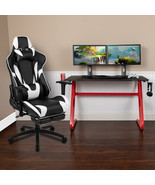 Red Gaming Desk and Chair Set - $318.00