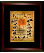 Pat Day signed Kentucky Derby Champions Churchill Downs Run for the Roses Horse  - $259.00