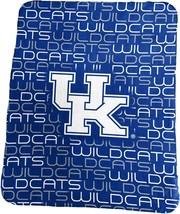 University of Kentucky Wildcats Classic Fleece Throw Blanket - $29.65