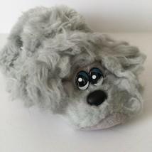 Tonka Newborn Pound Furries Grey Furry Plush Pound Puppy Stuffed Animal ... - $12.08