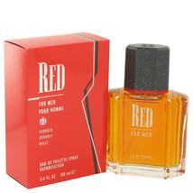 Red Eau De Toilette Spray 3.4 Oz For Men  - $25.60