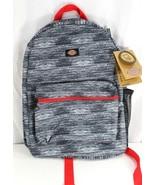 Dickies Black Geometric Shape Student Backpack  - £30.92 GBP