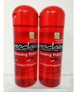 2 Proclaim Glossing Polish COLOR & HEAT PROTECTOR WITH ALOE Oils 6 oz Each - $37.74