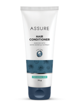 100% ASSURE HAIR CONDITIONER 75g Special Blend of Jojoba,Coconut,Olive &... - $9.02