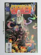Generation X #6 X-Men Deluxe Marvel Comics Aug 1995 - $9.89
