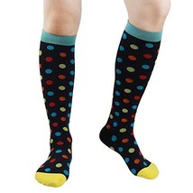 Compression Socks for Men and Women, Knee High Stocking for Running,Medi... - $10.40
