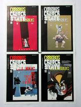 1991 Dave Sim Cerebus Church & State comic book poster 1: Marvel X-Men Wolverine - $99.99
