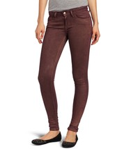 NEW NWT LEVI'S 535 PREMIUM CLASSIC WOMEN'S SKINNY JEAN LEGGINGS PURPLE 069200027