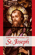 Favorite Prayers To St. Joseph - Large Print
