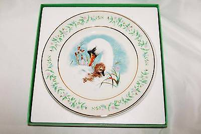 Avon Gentle Moments Collector Plate 1975 Enoch Wedgwood England  #1640