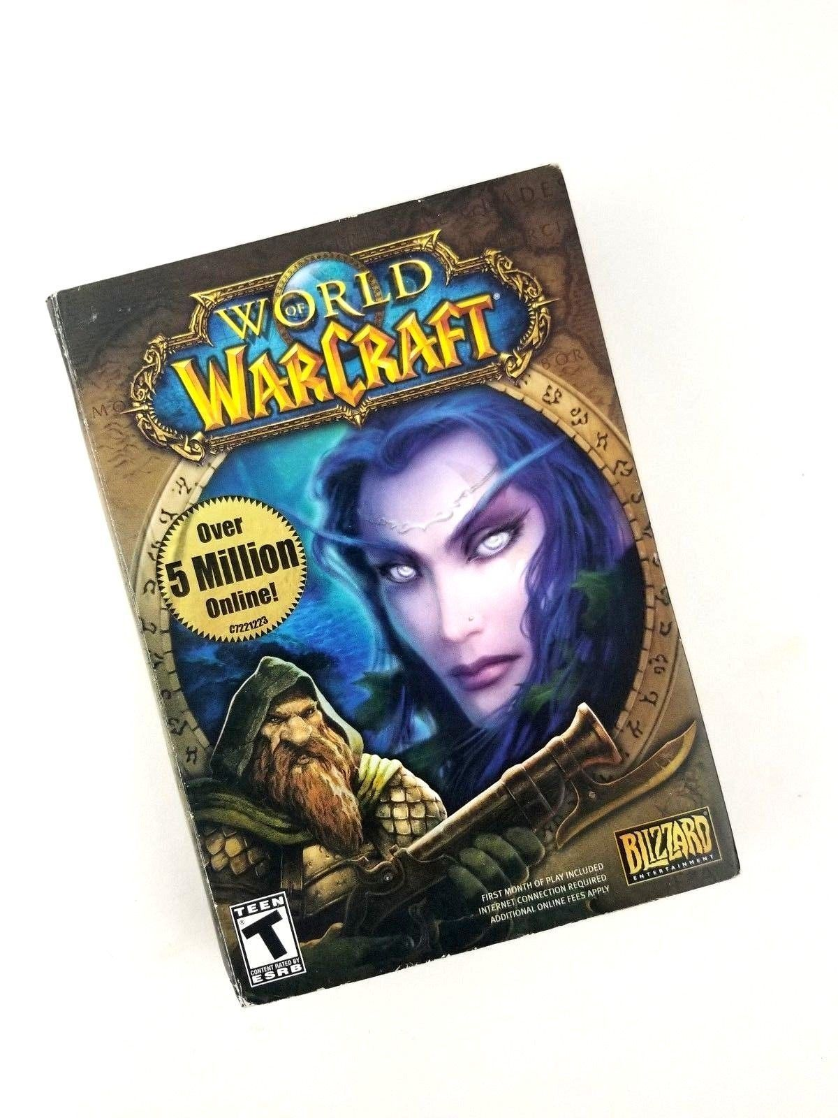 World of Warcraft PC Game for Windows 2000 XP & Mac Blizzard Entertainment New image 5