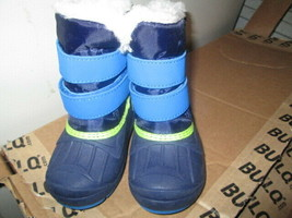 Toddler Boys Lev Winter Boots size 7 New with tag by Cat & Jack - $20.00