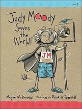 Judy Moody Saves the World! [Paperback] [Jan 01, 2002] megan mcdonald - $1.32