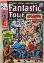FANTASTIC FOUR #102 (1970) Marvel Comics FINE- - $19.79