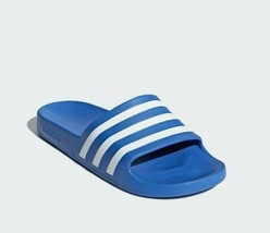 Adidas Herren Adilette Aqua Slide Sandalen Strandschuhe Zehentrenner F35... - $34.29