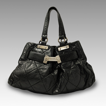 Chanel Classic Quilted Black Door Latch Tote Bag - $1,745.00