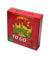 Apples to Apples To Go The Game of Hilarious Comparisons Travel Edition - $12.97