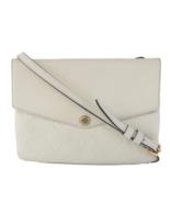 Louis Vuitton Monogram Empreinte Leather Neige Twice/Twinset Crossbody Bag - $999.00