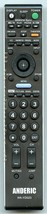 NEW ANDERIC TV Remote Control RRYD023 Sony (RRYD023) - $14.95