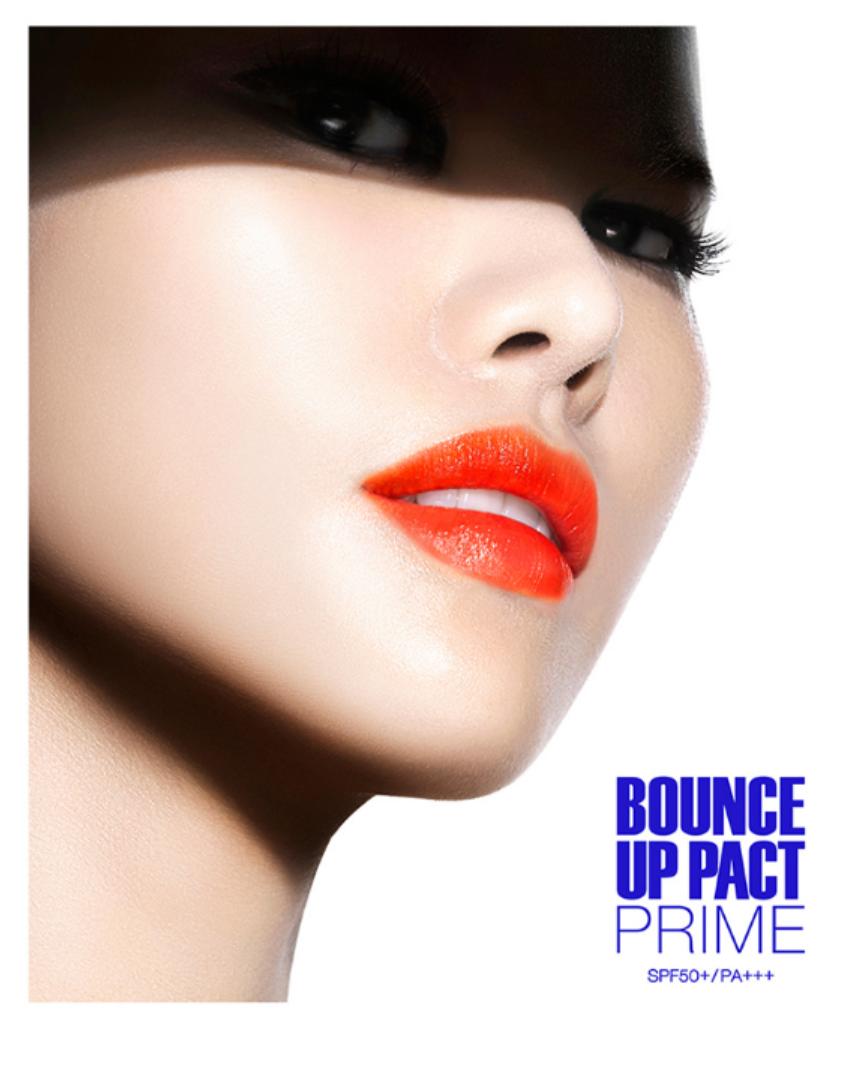 Chosungah22 Bounce Up Pact Prime 11g SPF50+ / PA+++ KBeauty Cosmetic