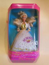NRFB 1990 Summit Barbie 7027 Special Edition Mattel Vintage Doll UNOPENE... - $15.72