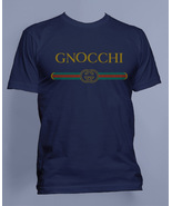 Gnocchi #2 Men Tee / T-shirt S to 3XL Navy - $20.00+