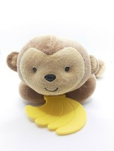 Carter's Child of Mine Lullaby Musical Monkey Stuffed Animal Toy Lovey - $14.03
