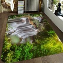 3D Stream 33 Non Slip Rug Mat Room Mat Quality Elegant Photo Carpet UK Summer - $106.68+
