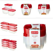 Good Cook Bowls Container sets, Choose Size - $14.00
