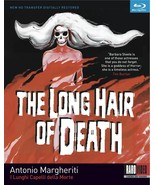 The Long Hair of Death (Blu-ray) - $12.95