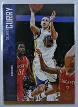2012-13 STEPHEN CURRY Panini Threads Basketball Card - $5.00