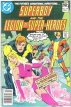 Superboy Comic Book #258 DC Comics 1979 VERY FINE+ - $6.89