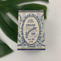 Crabtree & Evelyn English Lavender Soap New Unused 3.5 oz Bar Vintage - $24.74