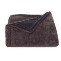 SEALED Cuddl Duds Ultrasoft Fuzzy Fur Warm Throw Blanket - Dark Brown - $1.056,00 MXN
