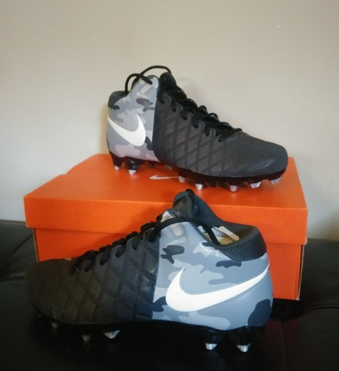 8c6f90eab NEW Nike Field General Pro TD Mid Football and 50 similar items. 57