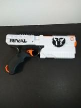 Hasbro Nerf Rival Phantom Corps Kronos XVIII-500 White Pistol Blaster - $11.17