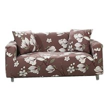 George Jimmy Double Sofa Cover Modern Elastic Sofa Couch Throws Slipcove... - $53.60