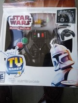 Jakks Pacific New Star Wars Classic Battles Plug and Play TV 5 in 1 Game - $14.01