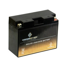 YTX24HL-BS Motorcycle Battery for HARLEY-DAVIDSON FL FLH (Touring) 1340C... - $60.68