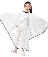 Kids Haircut Salon Cape, Hair Cutting Cape For Kid, Child Shampoo Waterp... - $11.14