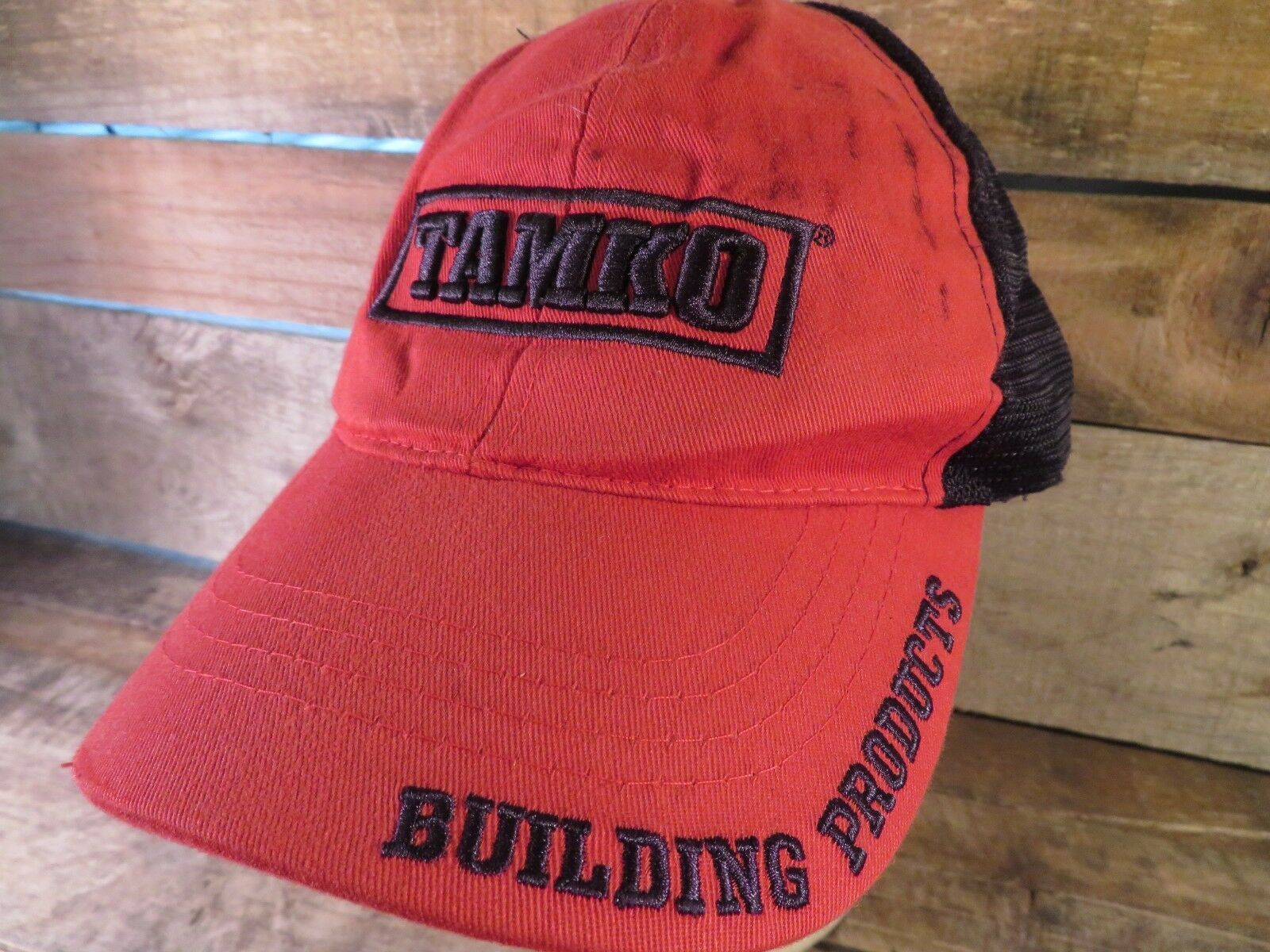 Primary image for TAMKO Building Products Adjustable Adult Cap Hat