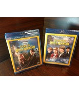 Escape To Witch Mountain & Return From Witch Mountain Blu-ray-NEW-Free Shipping - $68.39