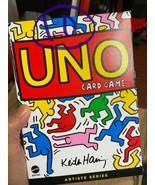 UNO Artiste Series Keith Haring Deluxe Box Set Card Deck - $30.07