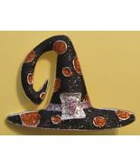 Sparkly Glitter Witch Hat - $9.50