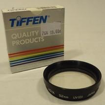 Tiffen 52m-7 Camera Lens Adapter Ring 154107 Vintage Glass Metal - $9.75