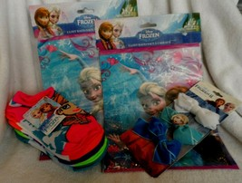 lot of  6 Disney Frozen hair bows - 3 large and 3 small - $7.50