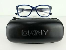 DKNY DY 4660 (3644) Opal Navy  51 X 17 140 mm Eyeglass Frame - $35.96