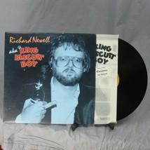 Richard Newell Aka King Biscuit Boy LP Spl 1120 Stony Record Canadá Crow... - $48.12