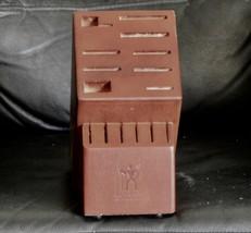 J.A. HENCKELS INTERNATIONAL15 Slot Knife Block knife storage. - $25.28